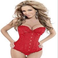 white lace up corset - Ladies Sweetheart Lace Up Back White Spandex Royal Style Overbust Corset