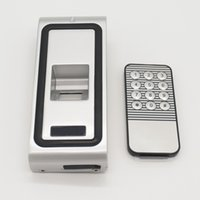 Wholesale New rfid card fingerprint reader waterproof proximity door access control lock waterproof with metal