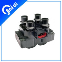 aa auto parts - 12 months quality guarantee auto engine ignition system parts Ignition coil for Ford OE No F5LU AA
