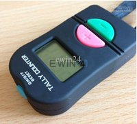 add digital - Digital Hand Tally Counter Electronic Manual Clicker ADD SUBTRACT Model For Golf Sports Muslim