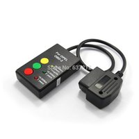 astra airbag - For Opel OBD2 Airbag Reset Tool Handheld OBD Light Airbag Inspection ServiceTool For Opel Astra Zafira