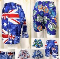 active figure - 50PCS LJJL32 Men Fashion Boardshorts Surf Shorts Hot Sell SwimWear Beach Sports Trunks Pants Leisure Figured Cloth