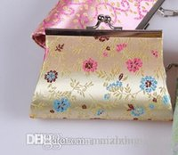 beautiful evening bags - The latest women s silk brocade evening bag bag with beautiful bride cheongsamclutch bags purses handbag factory direct