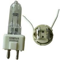 amsco lighting - LT03047 V235W GY9 Amsco P129249 Clear OT Light Halogen Lamp