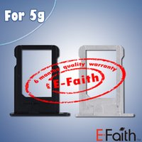 Wholesale SIM Card Tray Holder Replacement Repair Parts For iPhone G