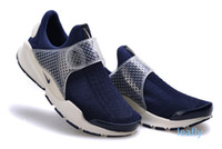 Wholesale Hot sale new hot Men and women NKshoes Sock Dart style shoes fragment design fashion walk shoes calzado mujer casual shoes size36