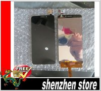 Wholesale New original LCD Display and TP Touch Screen Digitizer Assembly For Alcatel One Touch Idol S OT6034