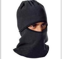 Precio de Bufanda para el frío-Negro cuello de la bufanda de la bici de equitación CS máscara de frío conjunto caliente fría deportes un casco completo de casco equipo de equitación hombres y mujeres pueden usar