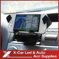 Nuevo Diseño de Aire Acondicionado de coches Vent Transformers soporte para teléfono teléfono celular titular Ajuste para GPS Phone Moda Accesorios para el coche