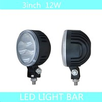 atv led lights - 2PCS quot w LED W LED Working Light Fog Light Lamp for Jeep SUV ATV Off road Universal K Flood Spot Beam Truck Boat Cars