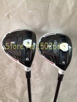 Wholesale golf clubs R15 fairway woods regular flex R15 golf woods right hand free headcover