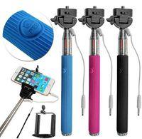 Cheap Camera Monopods Best wired Selfie Monopod