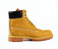 work boots for men - Top Band Yellow Boot Leather Waterproof Men Women Work Boot for Camping Hiking Shoes