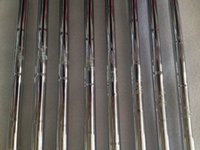 Wholesale 10PCS Golf Shafts N S PRO950GH Steel R S Shaft Golf clubs Irons Shafts top quality