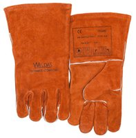Wholesale Leather Work Gloves Split Cow Leather Welding Glove