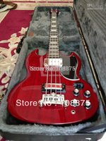Wholesale best Chinese scale bass guitar luxury model custom made store of fine quality