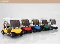 alarms mini golf - new Modern Mini Golf car alarm lcd clock Christmas birthday Gift