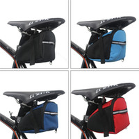 Wholesale ORGE Bicyle Bag Cycling Rainproof Polyster Cycling Bag cm Colorful Cycling Bike Saddle Bag