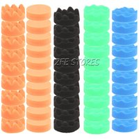 Wholesale 50Pcs mm quot Higher Gross Polish Polishing Buffing Pad for Car Polisher