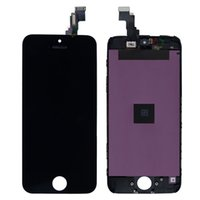 lcd panel - Best Quality New For iphone C Original LCD Digitizer Display Touch Screen Assembly Replacement Black White Color Iphone5c