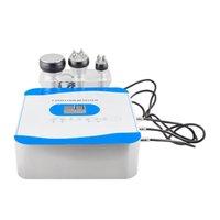 Wholesale 3 IN1 KHz Ultrasonic Cavitation RF Radio Frequency Slim Fat Burning Machine