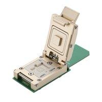 Wholesale flash memory tester socket test fixture solutions Contactor Solutions BGA186 Socket SD Solution_12X13 mm Premium eMCP AdapterBGA169 Socket