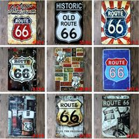 Cheap Bar pub home Wall Decor Best road 66