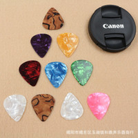 Wholesale Guitar Accessories Guitar Pick mm Ballads Guitar Paddles ukulele Paddles mm Bass Electric Guitar Paddles