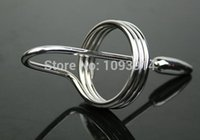 Cheap Male Urethral Stretching Urethral Sound Chastity Catheter Urethra 100% real Stainless Steel