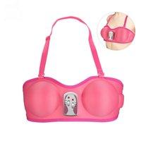 Wholesale Breast Enhancer Vibration massager breast New design Big size update High Quality