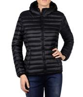 Wholesale High quality women napapijri down jacket Light warm white duck down filling women NAPAPIJRI hooded down jacket