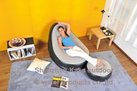Wholesale New air sofa inflatable lounge sofa set lounge size cm chair size cm include repair patch