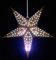 pub de chinois papier lanternes pour Wedding Party Halloween décoration de Noël pour le pentagramme coloré à la main décoration DL005 60cm