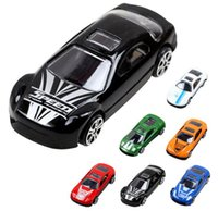 Wholesale 6 Colors Cars Children Boys Man Model Toys Christmas New Year Gifts Diecast Cars Model Vehicle Car D2979
