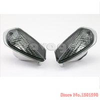 other other 0.3 kg For KAWASAKI ZZR 400 1990-1992 Motorcycle Rear Turn signal Blinker Lens Smoke