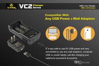 1.5v battery charger - Authentic XTAR VC2 Charger for battery Chargers