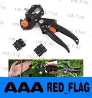 Wholesale NEW Garden Fruit Tree Pro Pruning Shears Scissor Grafting cutting Tool Blade LLY1221