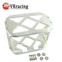 battery hold downs - VR RACING STORE UNIVERSAL OPTIMA BATTERY MOUNT BRACKET NATURAL BILLET BATTERY Hold Down Bracket Tray Box