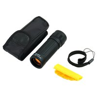 Wholesale 1 Pocket Compact Monocular Telescope Handy Scope for Sports Camping Hunting New Arrival drop shipping