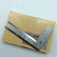 Wholesale Stainless Steel Bladed Degree Angle Ruler Gauge mm Grade Measurement Tool