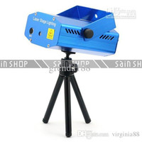 Wholesale 100MW Mini Red Green Moving Party Laser Lighting Stage Lighting laser DJ party light Twinkle V