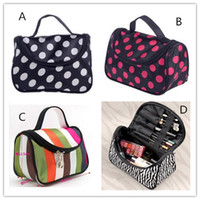 Wholesale Professional Cosmetic Case Bag Large Capacity Portable Women Makeup cosmetic bags storage travel bags