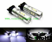 Wholesale auto led light Canbus Error Free PW24W SAMSUNG LED Turn Signal Daytime Running Light DRL White