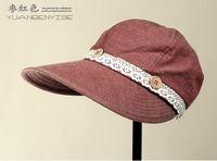 balls rider - Ms Summer new design ladies casual rider UV sun hat large brimmed sun hat cap