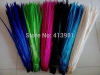 Wholesale assorted colors Ringneck pheasant feather tail cm quot