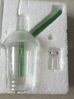 Verre Coupe Starbuck bong 3 types dabber plate-forme pétrolière Dabuccino Evol bongs barboteur de dôme de verre ongles narguilé filtre à eau narguilé narguilés tuyau ePacket