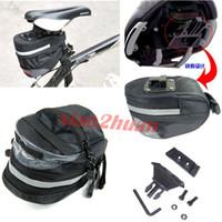 bicycle saddlebag - Universal Bicycle Saddlebag Seat Pack Pouch Bike Saddle Bag Cycling Accessory