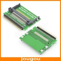 cf to ide adapter - CF Compact Flash Card to quot IDE Pins ATA Converter Adapter for Laptop