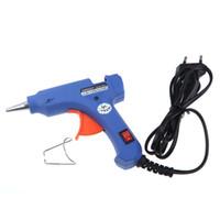 Wholesale Hot Sale Pneumatic Electric Tools W XL E20 High Temp Heater Hot Glue Gun Handy Professional with Glue Sticks Graft Repair H