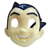 astro boy mask - DHL Astro Boy Mask Greatest Astro Adventures Kids Birthday Party Mask Masquerade Mardi Gras Mask One Size Fit Most Adult and Children